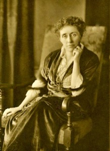 Ellen Scripps Booth, c.1914. Cranbrook Archives