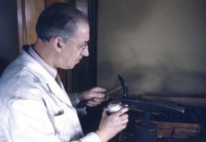 Arthur Nevill Kirk. Cranbrook Archives.