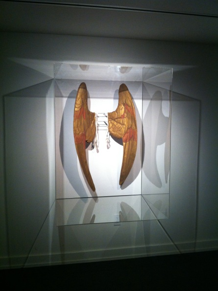 Wings, circa 1916, featured in the exhibition Cranbrook Goes to the Movies.