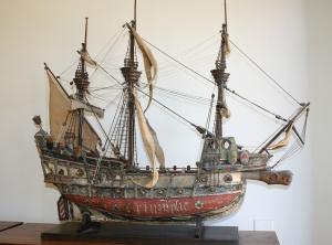 Ye Triumphe Ship