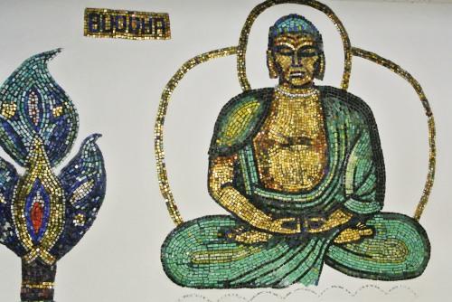 Mosaic detail by John Cunningham