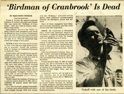 Detroit Free Press, 13 Jan 1973