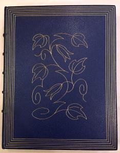 Jean Eschmann binding, Cranbrook Archives