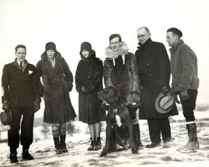 Group at Willow Run