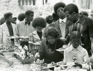 HUB Theme Day, 1971