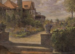 Cranbrook House, 1917.  James Scripps Booth