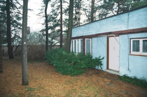 Chanticleer Cottage, 1998