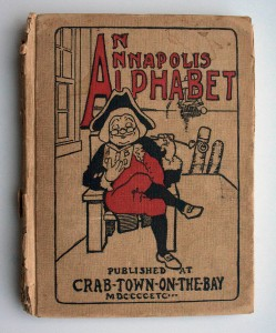 William O. Stevens, An Annapolis Alphabet: Pictures and Limericks (Baltimore: The Lord Baltimore Press, 1906).