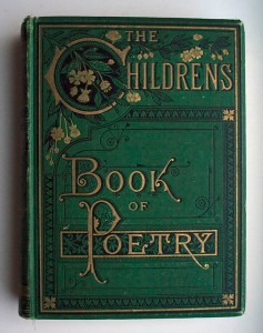Henry T. Coates (ed.), The Children's Book of Poetry: carefully selected from the works of the best and most popular writers for children. (Philadelphia: Porter & Coates, 1879).