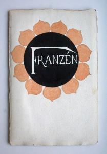 Gustaf Strengell., Franzén. (Helsinki, unpublished, 1898)