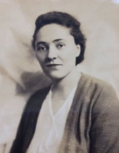 Marthe Le Loupp, 1930. Courtesy Cranbrook Archives.