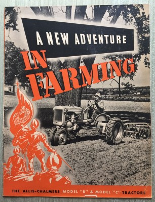 The Allis-Chalmers company explains why mechanization is the key to multiplying your efforts on the farm, ca 1942.