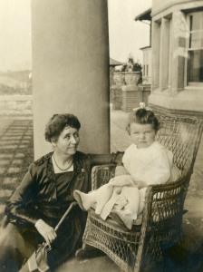 ESB and Elizabeth Wallace 1919file HSB15.27.1