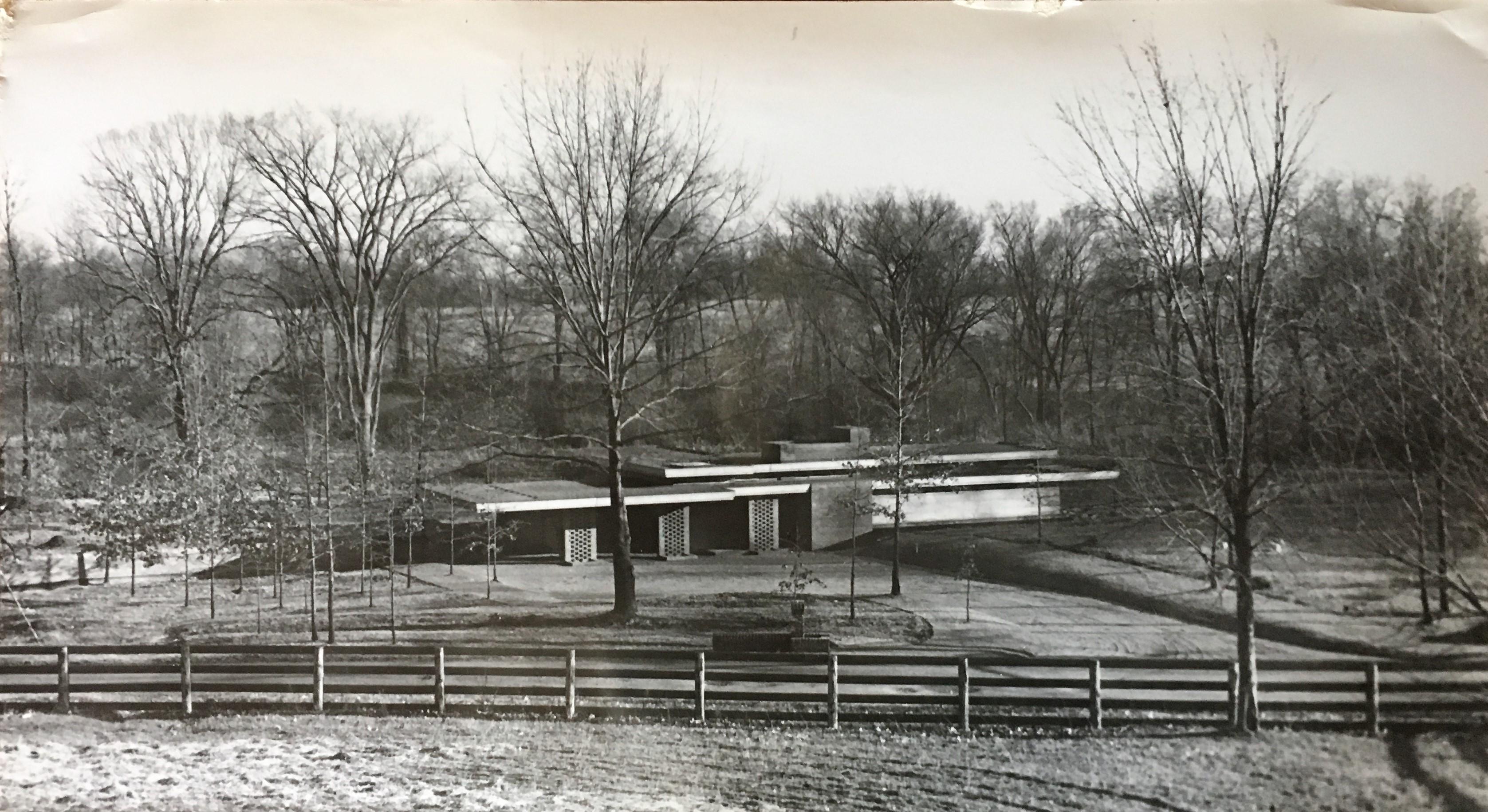 Smith House with Farmland