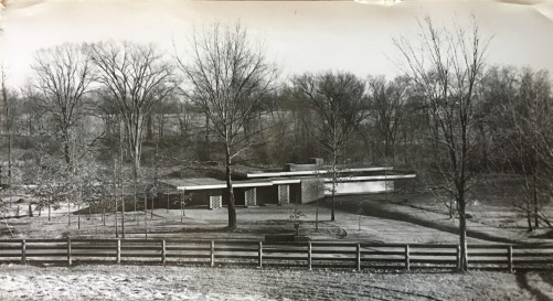 Smith House with Farmland