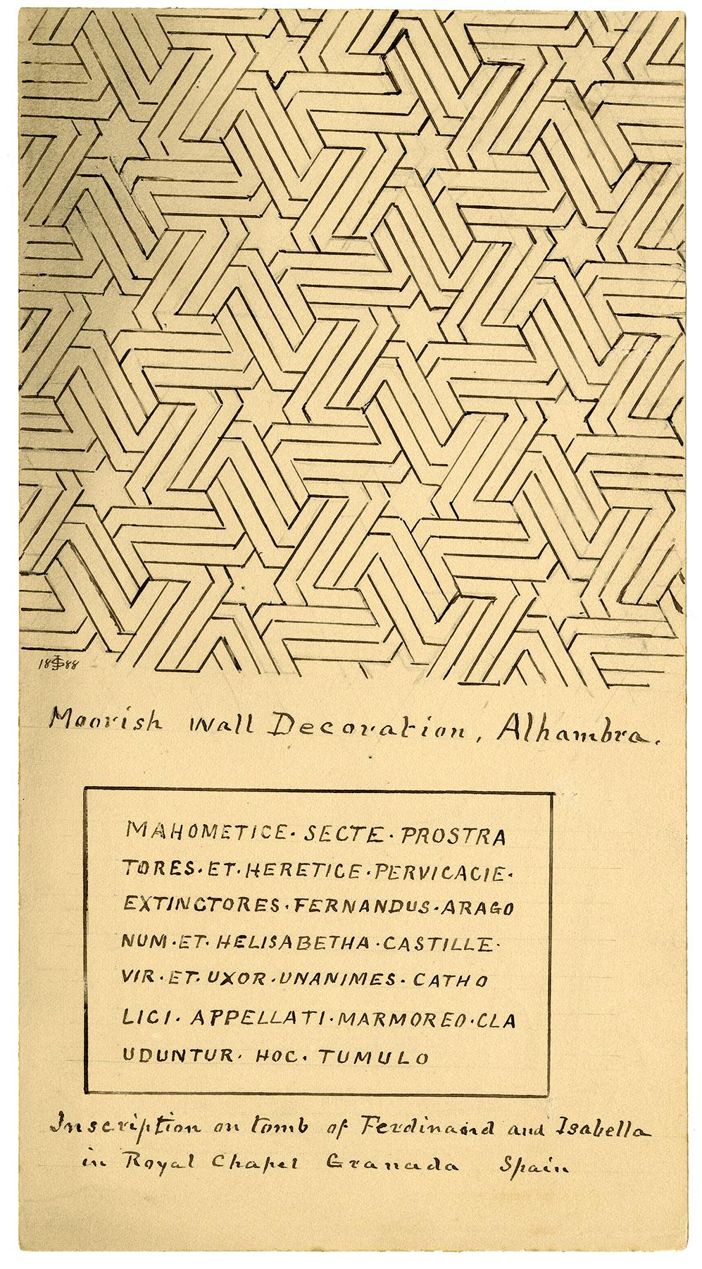 Moorish darwing043