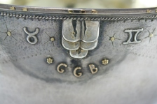 Detail of the Zodiac Bowl, given to George and Ellen Booth by Henry and Carolyn Booth at Cranbrook on June 1st 1937 (TH 1993.1)