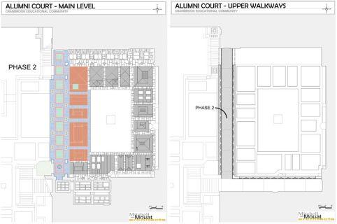 Phase 2 Alumni Court
