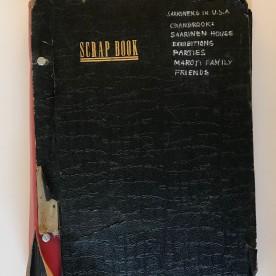Saarinen Family scrapbook.