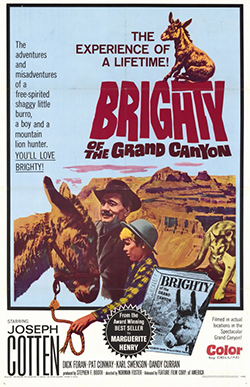 Brighty-poster