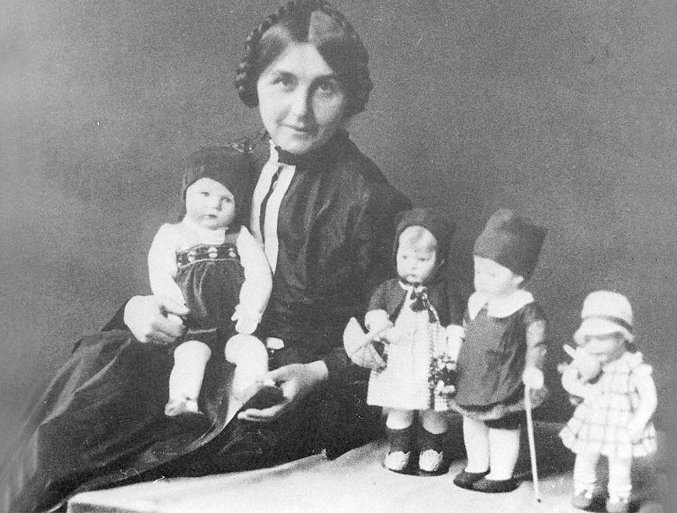 Kathe Kruse and Dolls