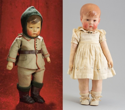 Theriault and Bukowskis doll images