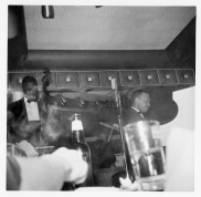 Don Shirley's Band Performing at Baker's Key Board Lounge, June 1956.