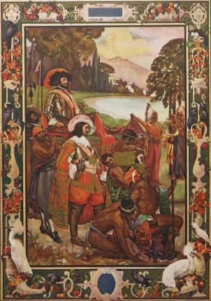 mural painting herter menu