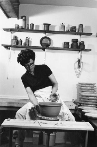 Jayne Van Alstyne, 1966.