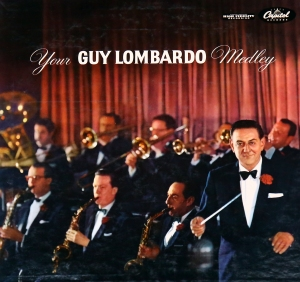 Your Guy Lombardo Melody album cover.