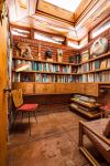 Smith House Library. Photo Cranbrook Center for Collections and Research | Brett Mountain for SEEN Magazine.