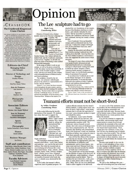 No. 3, February 2004, Opinion, Pg.2