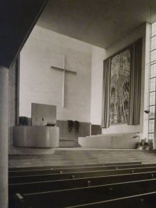 First Christian Church from Progressive Architecture