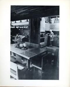 Sara Smith in her kitchen, August 19, 1976. Photo by Joyce Seid.