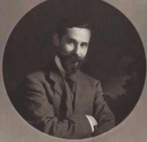 Myron Barlow (1873-1937). Son of Adolph and Fanny Barlow who were members of Temple Beth El. Courtesy Temple Beth El Facebook page.
