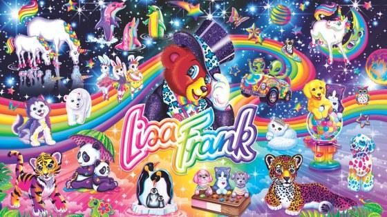 Lisa Frank from Kickstarter