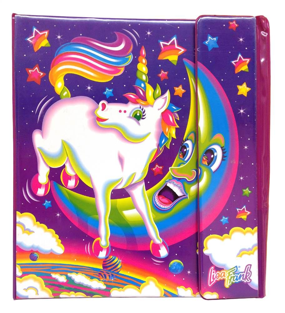 Lisa Frank Trapper Keeper Today Show (2)
