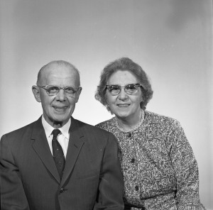 Alger and Grace Munt