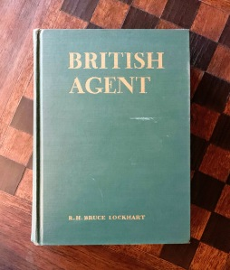 British Agent from Booth Library