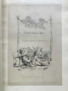 Vanity Fair from Booth Library